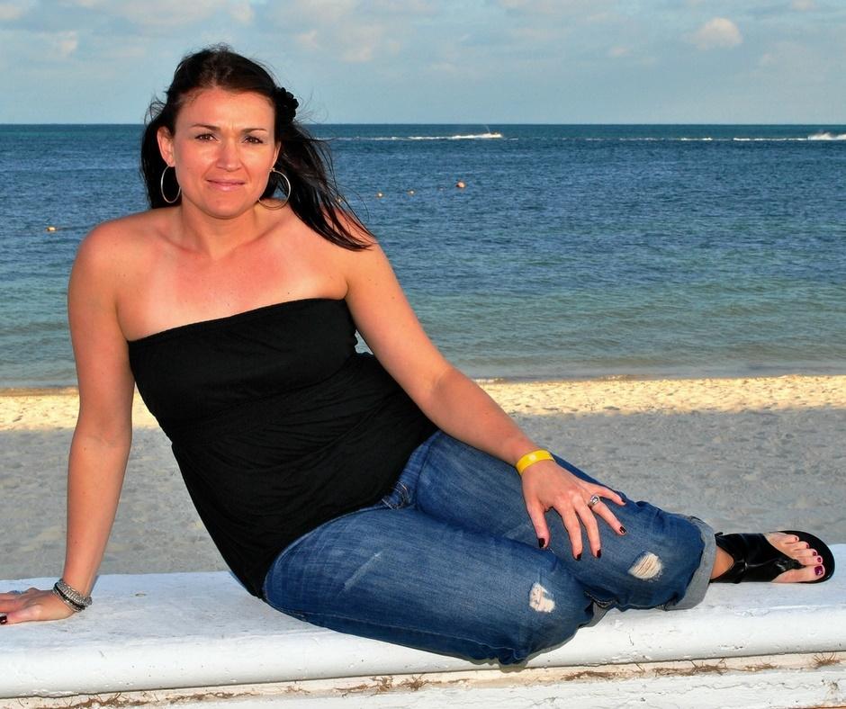 me-on-moon-palace-beach-photo